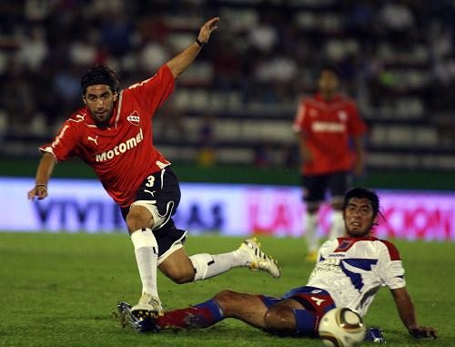 Independiente a Tigre en el monumental de Victoria