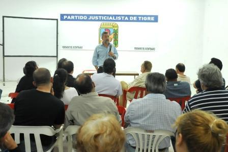 La Historia del Peronismo en la Sede del Partido Justicialista de Tigre