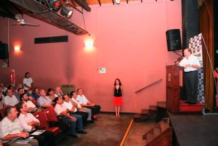 La Municipalidad de San Fernando presentó el informe La población de San Fernando