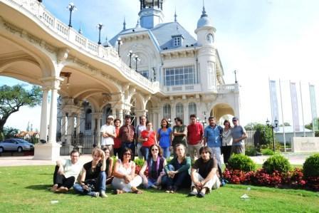 El MAT recibió a los tripulantes de la expedición Paraná Ra Angá