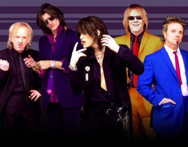 Aerosmith regresa al país para presentarse en el Hipódromo de San Isidro
