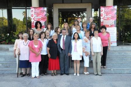 Emotivo homenaje a las Concejalas de Tigre