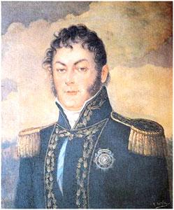 Recordarán al Brigadier Juan Martín de Pueyrredon en San Isidro.