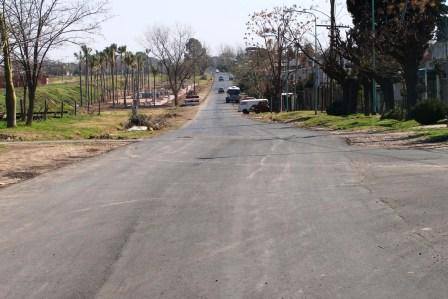 Continúa el Plan de Asfaltos Vecinales en todo Tigre