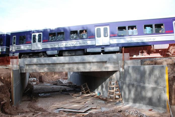Las obras del túnel de Güemes, virtualmente paralizadas por la demora de AySA en correr un caño
