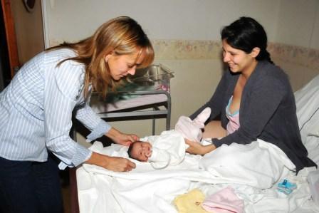 Ya nacieron 4.000 chicos en la Maternidad de Tigre, que cumplió 2 años