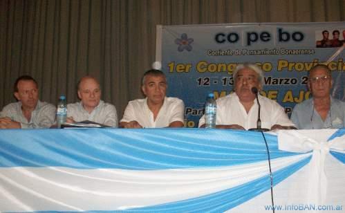 Opiniones de los integrantes del CoPeBo sobre su partido