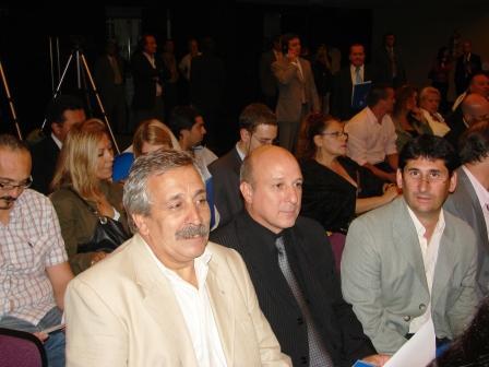 Diego Herrera participó del lanzamiento del seminario de políticas de seguridad ciudadana
