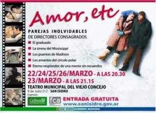 Amor de parejas en San Isidro