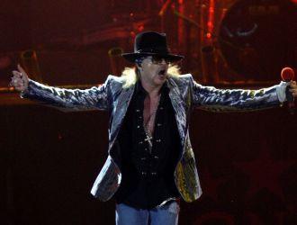 Guns N Roses volvió y dió un show apasionado en Velez
