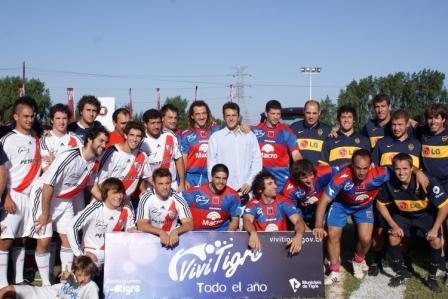 Tigre fue sede del Primer Seven Series de Rugby