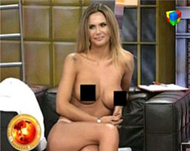 Amalia Granata al desnudo en un Mundo Perfecto