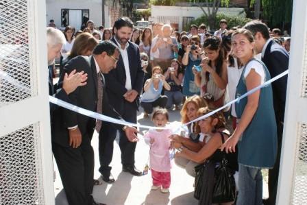 San Fernando abrió la quinta guardería municipal