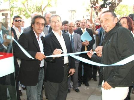 Se inauguró la Inspectoría del Ministerio de Trabajo en el Partido de Escobar
