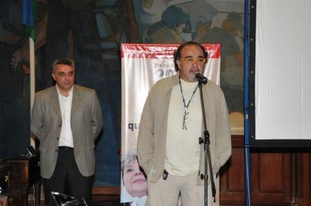 Cine por la memoria en el HCD de Tigre