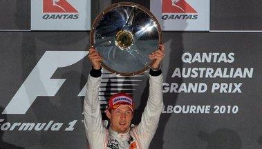 Jenson Button gana el Gran Premio de Australia