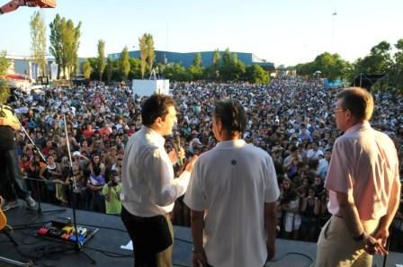 Volkswagwen organizó un evento para toda la familia es su planta de Pacheco