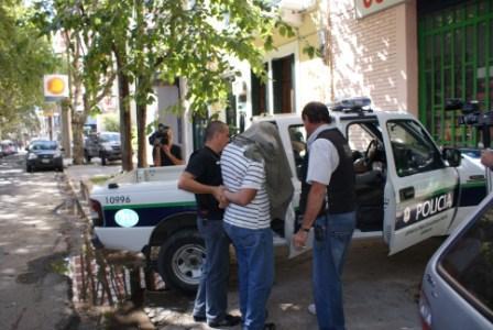 Fueron detenidos dos delincuentes que robaron en el country Talar Chico de General Pacheco