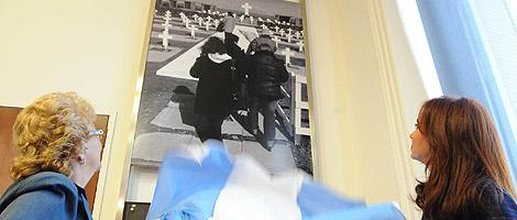 La Presidenta promete una batalla eterna aunque no por la fuerza, para recuperar las Malvinas