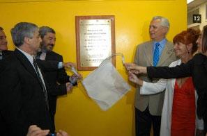Inauguran las instalaciones del nuevo hospital Municipal Diego Thompson