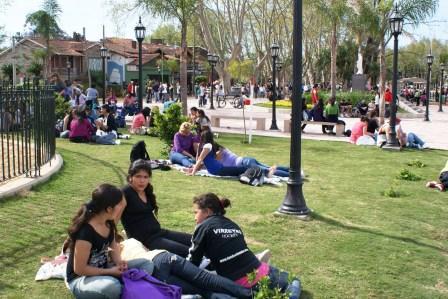 Los turistas eligieron a Tigre para disfrutar Semana Santa