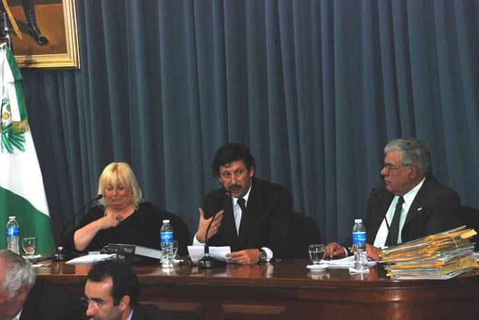 Gustavo Posse abrió las sesiones ordinarias del HCD de San Isidro