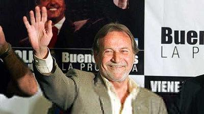 Falleció el ex vicegobernador bonaerense Balestrini, a siete años del ACV que lo alejó de la política