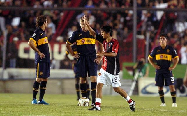 Boca recibió otro cachetazo en Santa Fe fue goleado por Colón