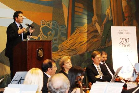 Tigre lanzó el programa de actividades de la Comisión del Bicentenario