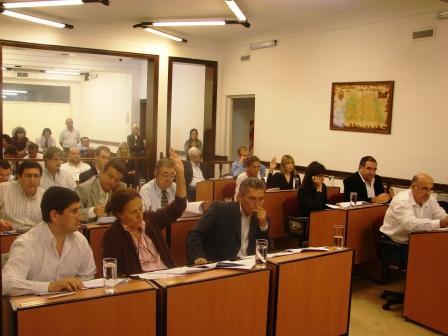 Se realizó la primera sesión del año en el HCD de San Fernando