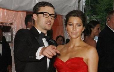 Jessica Biel y Justin Timberlake separados