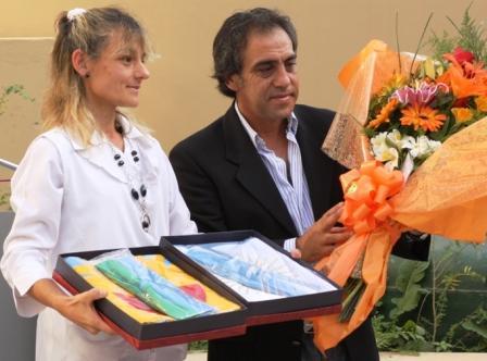 Se inauguró el ciclo lectivo en la nueva escuela primaria Nº 35 de Garín