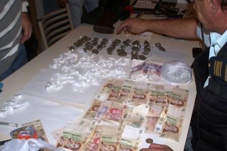 En Rincón de Milberg, la Policía de Tigre desbarató una banda que vendía paco