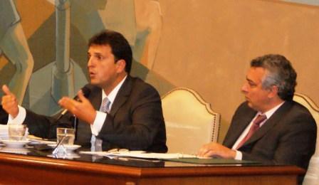 El HCD de Tigre abrió sus sesiones ordinarias.
