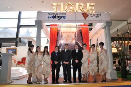 Nuevo reconocimiento para Tigre en la FIT