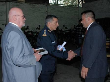Foros vecinales de San Isidro distinguieron a Policia