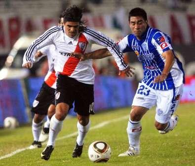 River lo dio vuelta y logró en el debut de Cappa un merecido triunfo sobre Godoy Cruz