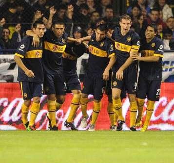 Boca ganó un clásico como para mejorar su imagen ante un San Lorenzo impotente