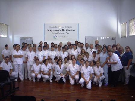 Apertura de la Escuela Superior de Enfermería en el Hospital de Pacheco