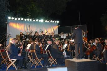 La Sinfónica de Buenos Aires puso la música