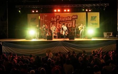 Se realizó la gran fiesta popular del litoral en San Fernando