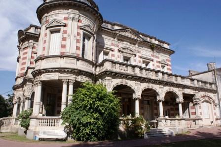 Tigre preserva la centenaria casona Villa Carmen