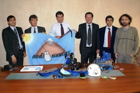 La Asociación ANDINAUTAS realizará actividades por el Bicentenario