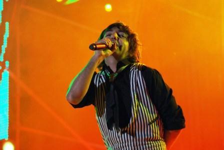 Babasónicos, primera banda Argentina en grabar en los estudios de Spotify en Nueva York