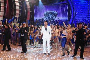 Marcelo Tinelli volvió a la tele con gran despliegue y la fórmula de siempre