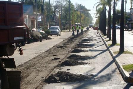 Avanza la remodelación del Centro Comercial de Rincón
