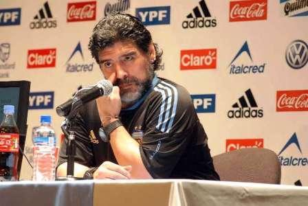 Maradona dio la lista de los 30 pre convocados al Mundial