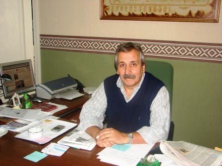 Diego Herrera,  Pte. del Concejo Deliberante de San Fernando
