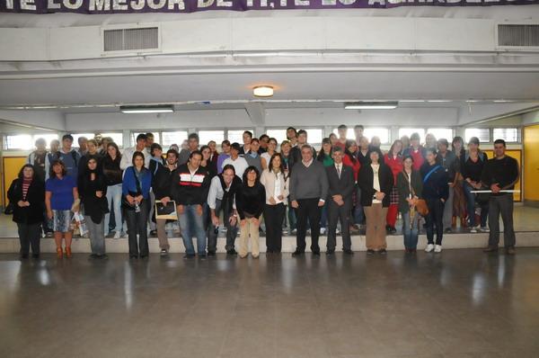 Se eligieron los Concejales del Parlamento Juvenil de Tigre