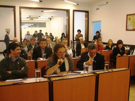 El Concejo Deliberante de San Fernando, aprobó la Rendición de Cuentas del año 2009, presentada por el Ejecutivo municipal